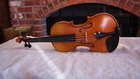 OUTSTANDING HANDMADE VIOLIN FIDDLE AMAZING SOUND