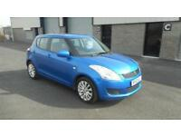 SUZUKI SWIFT SZ3 PETROL 5 DOOR MANUAL 1 OWNER