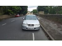 ROVER 45 DIESEL WITH BMW ENGINE AND NOT ROVER ENGINE