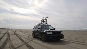 2000 Subaru Forester STI RHD