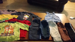 Boys outfit lot