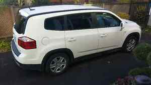 2013 Chevrolet Orlando LT Other