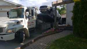 Fred's towing service and auto recycling  4039667925