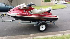 YAMAHA FX SHO 2009 South Kempsey Kempsey Area Preview