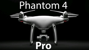 BNIB SEALED DJI PHANTOM 4 PRO QUADCOPTER DRONE