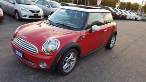 2010 MINI COOPER FOR ONLY $7995