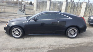 2011 Cadillac CTS 4 Coupe AWD