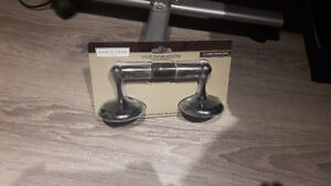Brand new toilet paper holder and Towel ring London Ontario image 2