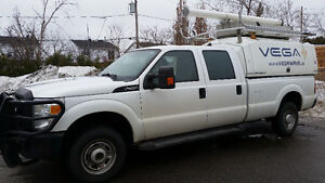 2011 Ford F-250 Camion Super Duty V8 cyl