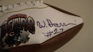 Chicago Bears,Collection etc. some signed items Belleville Belleville Area image 2