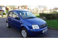 FIAT PANDA DYNAMIC - 12 months MOT 2007 Manual 0 Petrol Blue Petrol Manual