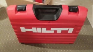 Hilti Te 505 Power hammer,Breaker All Bits , Chisels Excellent