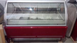 Gelato Ice Cream / Fruits Refridgerators Equipments