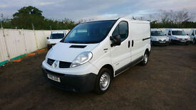 Renault Trafic 2.0TD Extra SL27dCi 115, 1 owner, Fully loaded, VGC