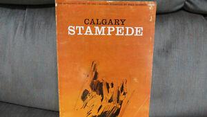 Calgary Stampede book