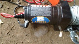 Superwinch 2000 atv