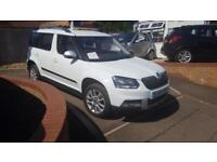 2014 Skoda Yeti Outdoor 4X4 2.0 TDI CR 4X4 high spec SE, 1 Owner,LOW MILES