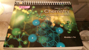 Chem 112, Chem 115 and Phys 115 Textbooks