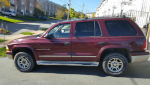 2001 dodge Durango only 170 kms