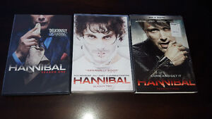 Hannibal (Complete Series) (Season 1, 2 & 3)