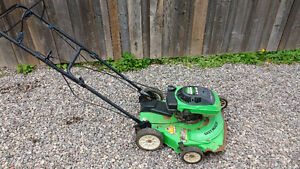 Lawn-boy 4 stroke lawnmower