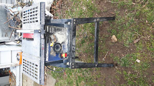 Mastercraft 10in table saw
