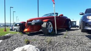 Plymouth Prowler 2dr Roadster 2001