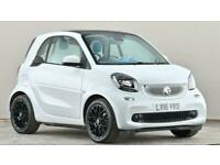 2016 smart fortwo coupe 0.9 Turbo Proxy Premium 2dr Small petrol Manual