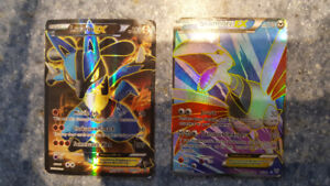 ADDED MORE CARDS!! CARTES POKEMON CARDS