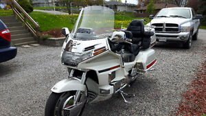 1997 honda goldwing se