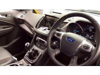 2016 Ford Kuga 2.0 TDCi 150 Titanium 2WD Manual Diesel Estate