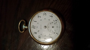 IM LOOKING FOR OLD INVAR POCKET WATCH FOR PARTS
