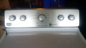 14 months Old Maytag White Top-Load Washer
