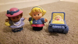 Fisher-Price Little People - pink/girly Lot London Ontario image 3