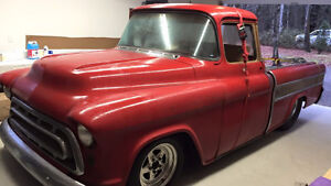 1957 Chevrolet: Other Pickups Cameo