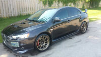 2008 Mitsubishi Lancer Evolution MR Sedan