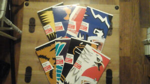 1994-95 Kraft Goalie Masks (Hockey Card)