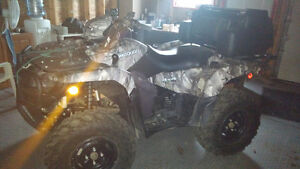 KING QUAD FOR SALE