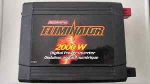 MotoMaster Eliminator 2000 Watt Digital Power Converter
