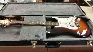 Fender stratocaster HSS (Mexican)