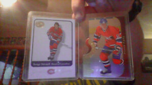 60 Montreal Canadiens Hockey Cards For Sale Or Trade!