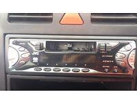 Jvc cassette car head unit