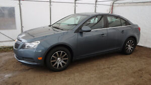 2012 Chevrolet Cruze LT turbo avec 1SA Berline
