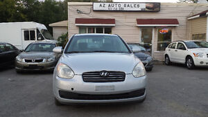 2008 Hyundai accent used car *** SAFETY & E-TEST***3495