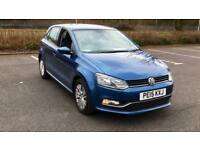 2015 Volkswagen Polo 1.0 SE with Bluetooth and Colo Manual Petrol Hatchback