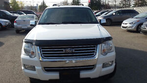2010 Ford Explorer Limited SUV, Crossover 4x4.