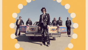 "1x Ticket to ""The Growlers"" @ Commodore Ballroom - Vancouver, BC"