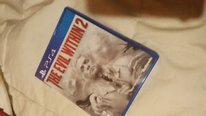 Evil Within 2 PS4 - Like new