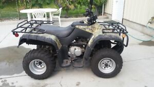 Baja Motorsports WD250 ATV For Sale