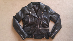 BRAND NEW SHEEP LEATHER JACKETS!!!
